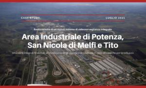 Area Industriale di Potenza, San Nicola di Melfi e Tito | Case Study